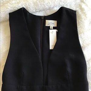 Aritzia Dresses - Black montburn dress 00